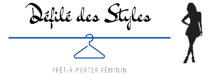 Logo défilé des styles web